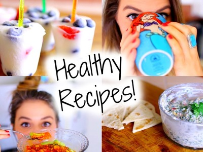 Simple & Healthy Recipes!
