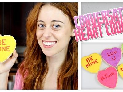 Sugar Cookie Conversation Hearts - Do It, Gurl