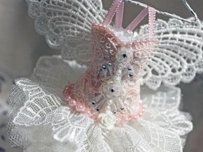 Art Dress - Ballerina Dress - Shabbylishious DT Project