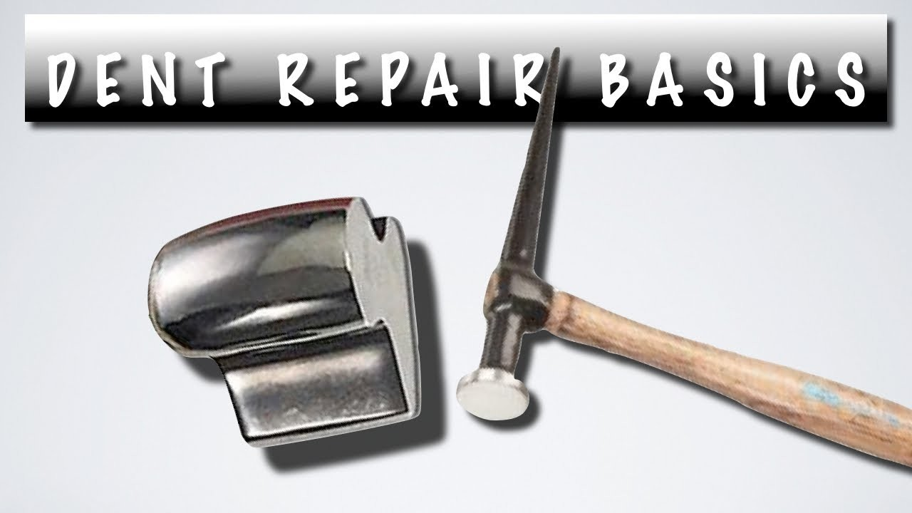 Basic Dent Repair For Beginners - Autobody Basics