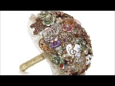 Brooch Bouquet for sale and Training School  Ireland