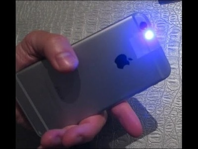 DIY IPhone Blacklight INCREDIBLE vs. incrediBULL #1
