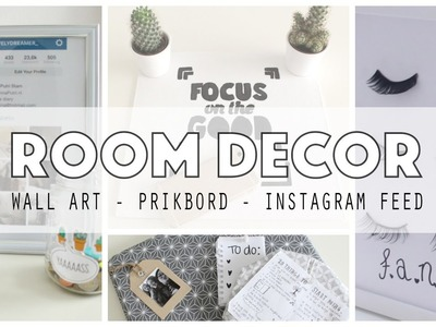 DIY Room Decor : Wall Art, Ring Organizer & More