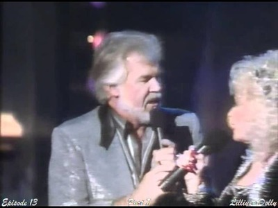 Dolly Parton & Kenny Rogers Duet Medley on Dolly Show 1987.88 (Ep 13, Pt 7)
