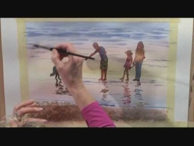 DVD - How To Paint Watercolour Washes with Fiona Peart