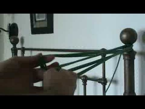 Finger Loop Braiding Lesson 1 - Full View