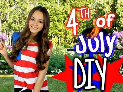 Fourth Of July DIY's ♡
