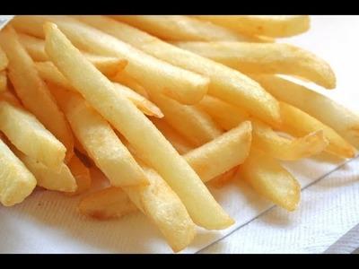 French Fries (Restaurant Recipe)