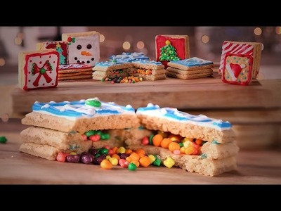 Holiday Surprise Cookies | Just Add Sugar