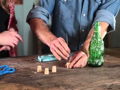 How to Make a Portable Incense Holder || Lucky Buddha Beer Crafts