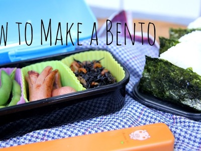How to Make a Simple Bento