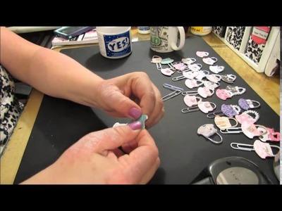 Mini purse embellishment tutorial