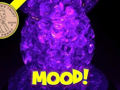 Orbeez Mood Lamp, Maya Group - Real Working Mood Light!