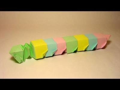 Origami Doodlebug (Yami Yamauchi)