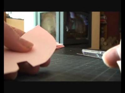 Pop up lotus tutorial