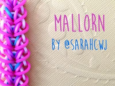 Rainbow Loom Bands Mallorn bracelet by @SarahCWJ