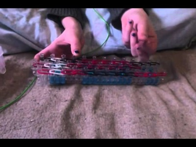 Rainbow Loom Harley Quinn Tutorial