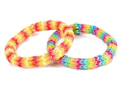 Rainbow Loom Hexafish 6-Pin Fishtail Bracelet Tutorial - 6-Pin Fishtail - Part 1 of 2
