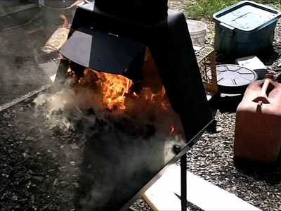 Refinements to the Modern Blacksmith Hobby Forge