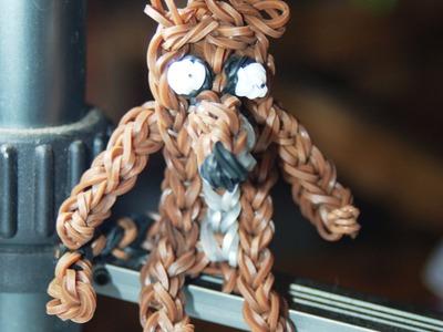 Rigby con gomitas. Rigby Rainbow Loom. Regular Show
