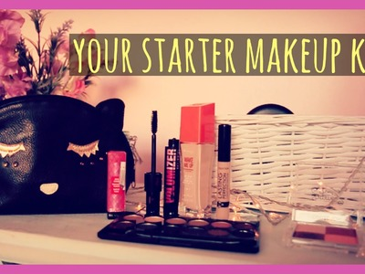 Your Starter Makeup Kit | Sprinkle of Glitter