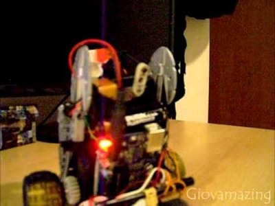 Arduino project Robot DIY. Android Controlled