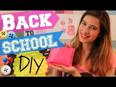 BACK-TO-SCHOOL DIY SURVIVAL KIT! | Collab with Hannah Divic