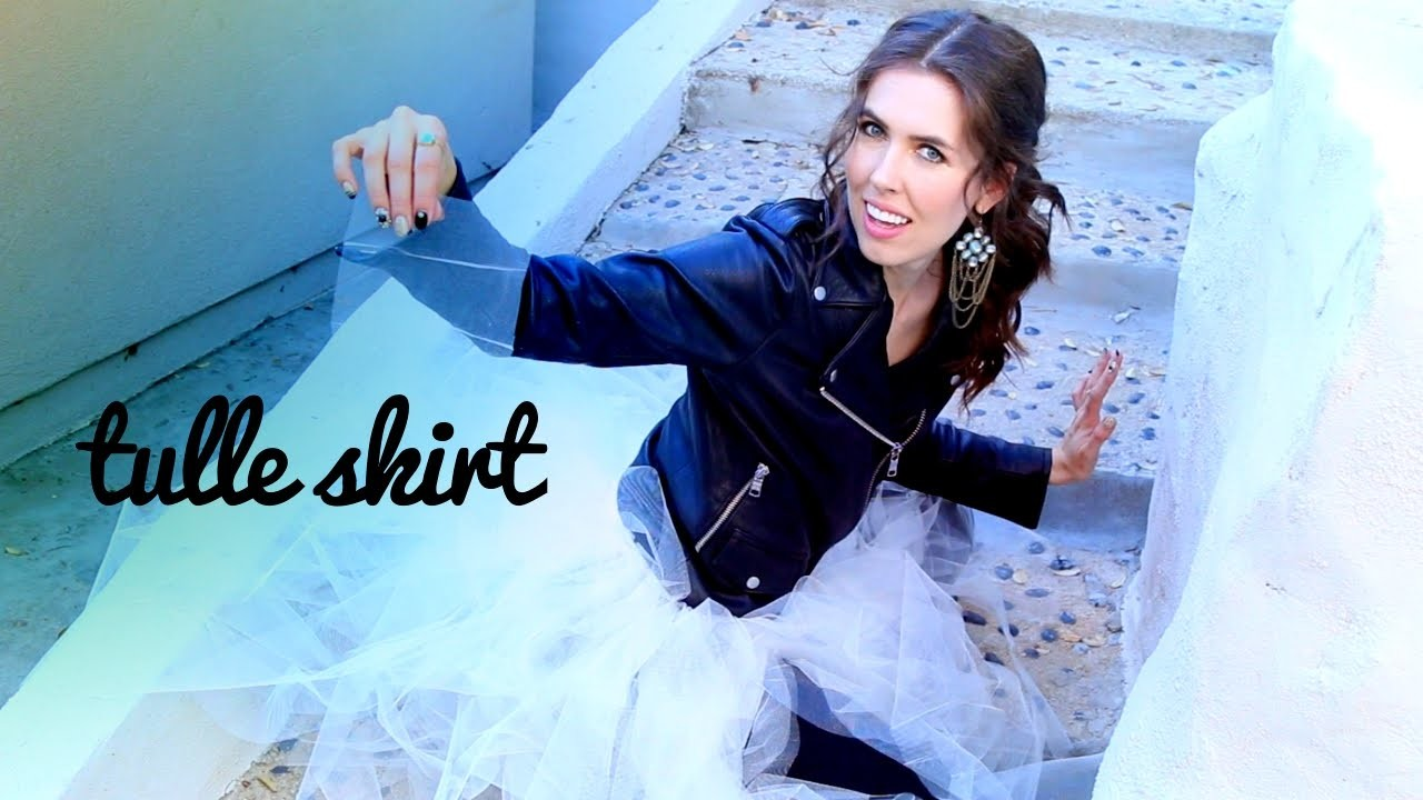 D.I.Y. Tulle Skirt