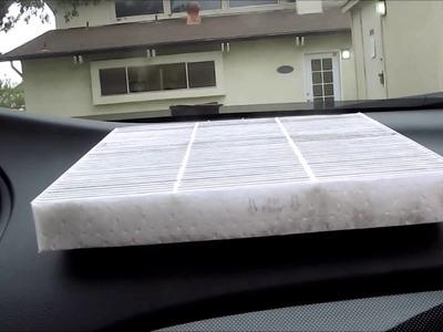 DIY 2013 2014 2015 Honda Accord Cabin Air Filter Replacement