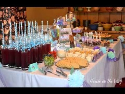 DIY Baby shower food ideas for boys