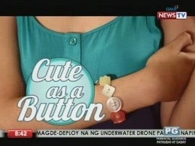 DIY button accessories | Good News