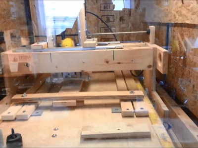 DIY CNC - Easy Kitchen Sign