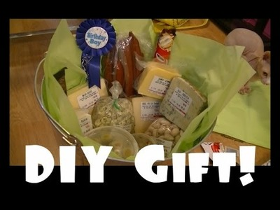 DIY Dad Birthday Gift Idea!