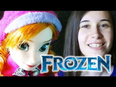 DIY: Disney Frozen ❄ Princess Anna ❄ Classic Doll Repaint