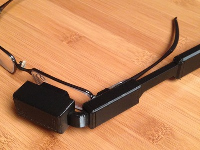 DIY Glass - Wearable Video Display