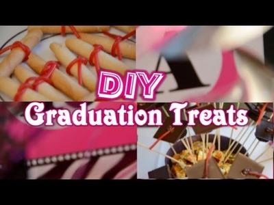 DIY: Graduation Treats