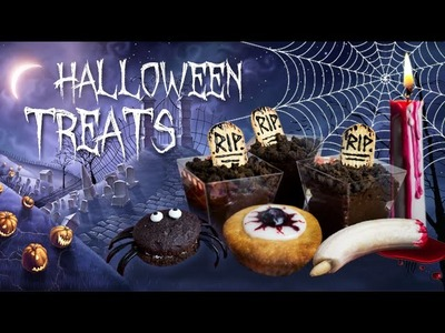 DIY Halloween Treats