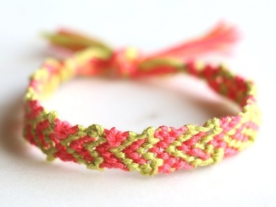 DIY HEART FRIENDSHIP BRACELET | cathydiep