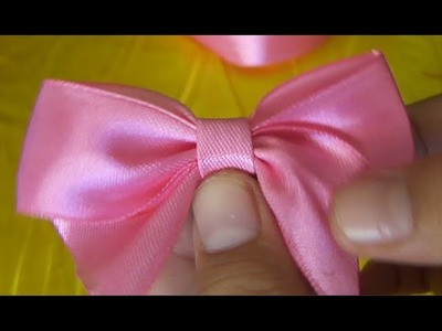 DIY-kreasi dari pita satin-creations of satin ribbon