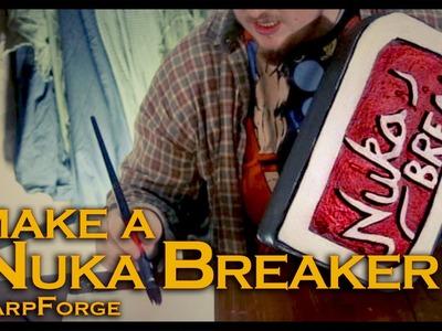 DIY Nuka Break'er Hammer for LARP