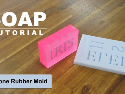 DIY Silicone Rubber Mold, Soap Making, Candle Making