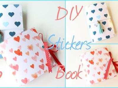 DIY Stickers Book - ♥Pimp my Planner