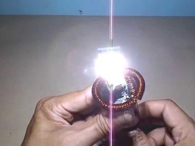 Free Energy Generator Free Energy Magnet Homemade Mini Generator DIY Free Power Electricity