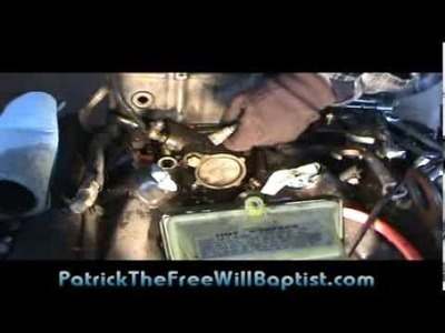 High Pressure Oil Pump (HPOP) Removal - 7.3 PowerStroke Diesel  How to  DIY