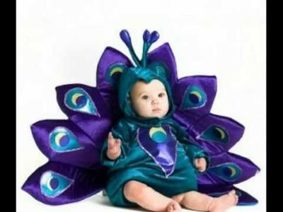 Peacock Halloween Costumes
