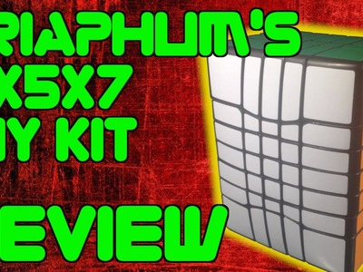 Traiphum's 3x5x7 Cuboid DIY KIT Review