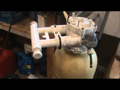 Water Softener Tank  DIY Air Compressor