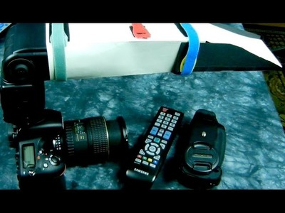 Angry Photographer Invention: DIY $2 MACRO FLASH MOD!! Coolest Photography hack on Earth!! Part 1