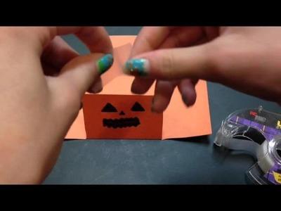 DIY Baby Alive Halloween Baskets