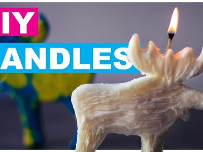 DIY CANDLES W. Composimold